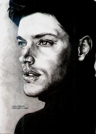 Jensen Ackles by myguiruela